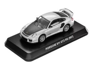 Kyosho - Porsche 911 GT2 RS (997) - 1:64 scale - $15