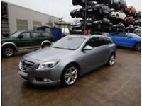 Vauxhall insignia Bonnet. Grey. Breaking spares parts