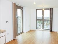 # stunning 2 double bed on the 15th floor in The Renaissance - Next to DLR - SE13! UNFURNISHED!