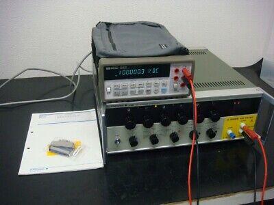 Yokogawa 2552-12 1200v 25ma Dc Standard Source