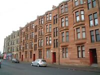 GOVAN - Southcroft Street - One Bed. Unfurnished