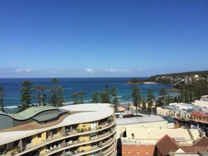 Manly Beach pad - stunning view