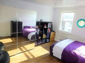 Two large double bedrooms / two bathrooms
