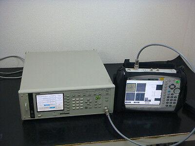 Leader Lg3802 7072 Isdb-t Generator 50-860mhz