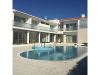 House 7 Bedroom with swimming pool and tennis court - Center of Portugal and near the beach