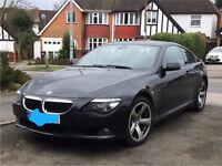 BMW 2008 08 635d face lift msport excellent condition