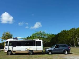 1986 Hino Rainbow Motorhome Beaconsfield Mackay City Preview