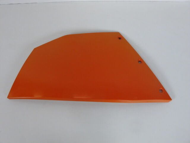 KTM RC8 RC8R 2008-12 right side cooler middle fairing panel cover orange [146]