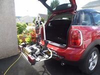 Mini Countryman cycle carrier