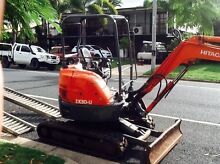 Hitachi zx30u 3 tonne excavator Mackay 4740 Mackay City Preview