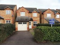Three bedroom detached house to rent in Emerson Valley £1100!