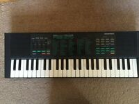 Yamaha Keyboard: PortaSound Voice Bank PSS-270