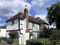 Charming 3 bedroom Oast house in rural location to rent