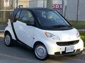 2011 Smart Fortwo Pure  LEASE TAKEOVER $255/mth