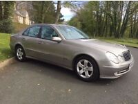 MERCEDES E320 2004 CDI AUTO AVANTGARDE, FULL HISTORY, IMMACULATE