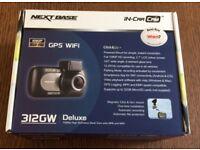 Nextbase 312GW Deluxe in-car camera.