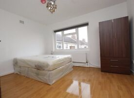 Double Room / Big Size / Negotiable Price/Bow Road