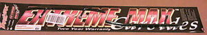 "Extreme Max 5666.1090 Extreme Max Carbides TrailMax 4"" Wear Bars"
