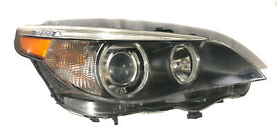 2004-2006 BMW E60 525i 530i 545i OEM Passenger Right RH Headlight Xenon HID AFS