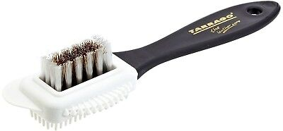 Boots & shoes DELUXE CLEANING BRUSH suede nubuck golf cleat welt cleaner TARRAGO