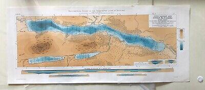Orkney Hundland /& Swannay 47 X 26cm Lochs of Boardhouse