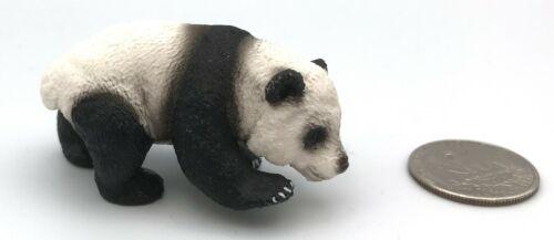 Schleich PANDA BEAR CUB Baby Retired Animal Figure 2013 Toy 14707