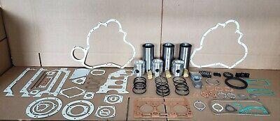 Massey Ferguson Major Engine Overhaul Kit Lip Seal - Perkins Ad3.152 135 150 235