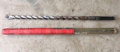 Hilti Te-yx Sds Max 1316 X 21 4 Cutter Head Concrete Bit - Made In Germany