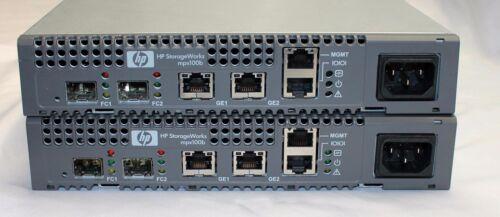 HP 466265-001/Eva4400 / AJ714-63001 Bi-Dir Iscsi Conn Opt Upgrade Kits ~ 2 Units