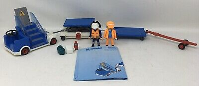 Playmobil 4315 Air Terminal Cargo Transport Incomplete