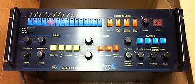 16 R Auto Orchestra/Electronic Drum Machine