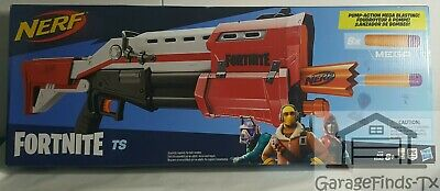 Nerf Fortnite TS Epic Games Hasbro Pump Action Mega Blasting Nerf Gun Toy NEW