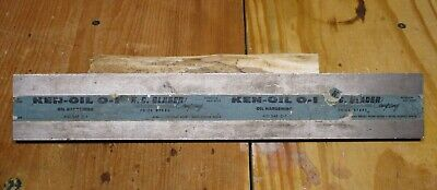 Ken-oil O-1 Tool Steel Flat Bar 516 X 2 X 12 12 Usa