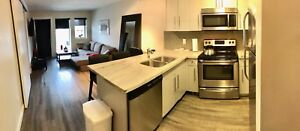 Short term furnished condo for rent
