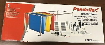 Pendaflex Speed Frame 450 Hanging File Folder Frame Letter Or Legal