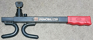 Aunger Immobilizer Car Steering Wheel Lock Cranbourne North Casey Area Preview