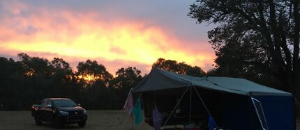 MDC Camper Trailer near new Shepparton Shepparton City Preview