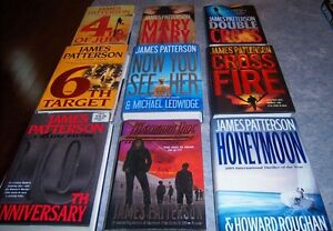PATTERSON- CUSSLER BOOKS Kingston Kingston Area image 5