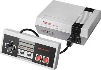 NEW SEALED Nintendo Entertainment System: NES Classic Edition latest
