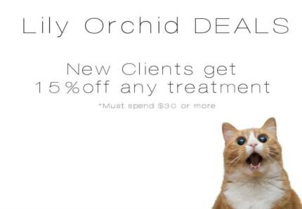 NEW CLIENTS GET 15%OFF ANY TREATMENTS Coorparoo Brisbane South East Preview