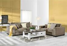 2 x 2 Seater Sofas - As New Revesby Bankstown Area Preview
