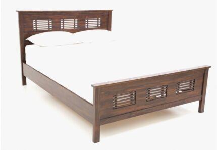 Rent to own madang queen bed frame kuluin maroochydore for Bedroom furniture queensland