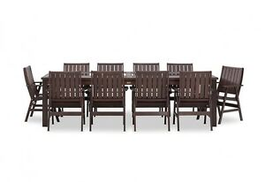 Nullabor Outdoor Dining Set Durack Brisbane South West Preview