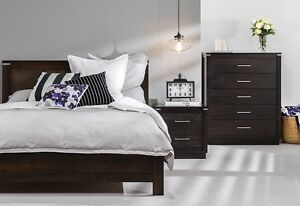 Chocolate brown Queen Bed !!! Collaroy Manly Area Preview