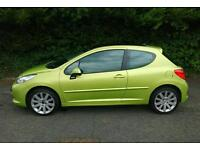 Peugeot 207 1.6 DTI full service history immaculate
