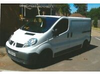 2008 Renault Trafic SL27+ DCi 115 6-Speed van, an immaculate vehicle throughout.