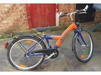 Kids Mountain bike (good condition)