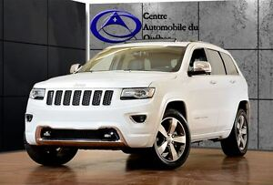 2016 Jeep Grand Cherokee Overland CUIR TOIT PANO LOCATION