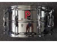 "Premier Snare Drum 14 x 6.5"" Vintage (1990s)"