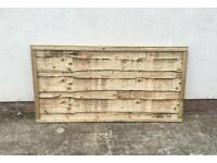 Wayneylap Wooden Garden Fence Panels 🌲